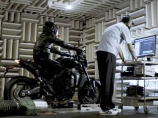 Las claves del sonido poderoso de la Yamaha MT-09