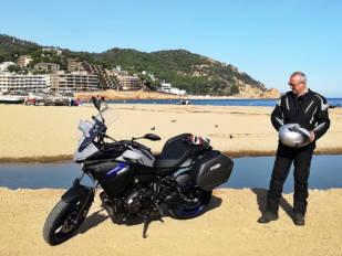 Yamaha Tracer 700 Travel: Impecablemente razonable