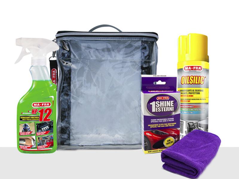 LeoVince y su kit de productos para el mantenimiento del escape