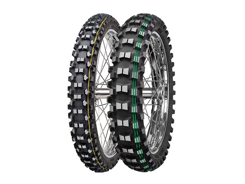 Mitas lanza una gama de neumáticos de enduro extremo para motos infantiles