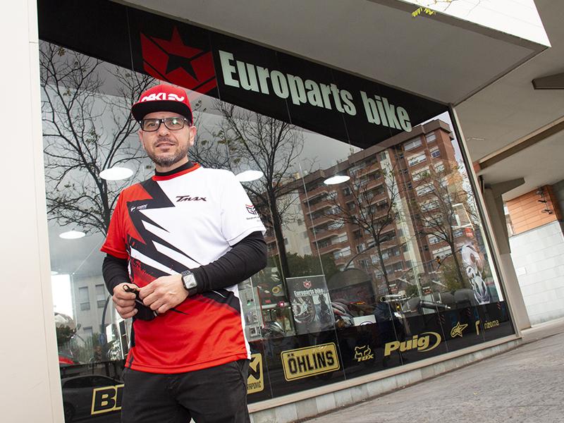 Europarts Bike (L'Hospitalet de Llobregat, Barcelona): Traje a medida