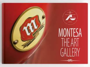 Edición Especial 75 Aniversario del libro 'Montesa, The Art Gallery'