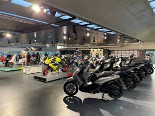 Vian Motomobile es el nuevo concesionario de Grupo Piaggio en Pamplona
