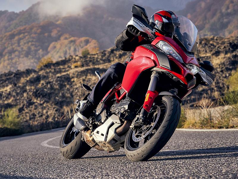 Llega la cuarta generación del Pirelli Diablo Rosso