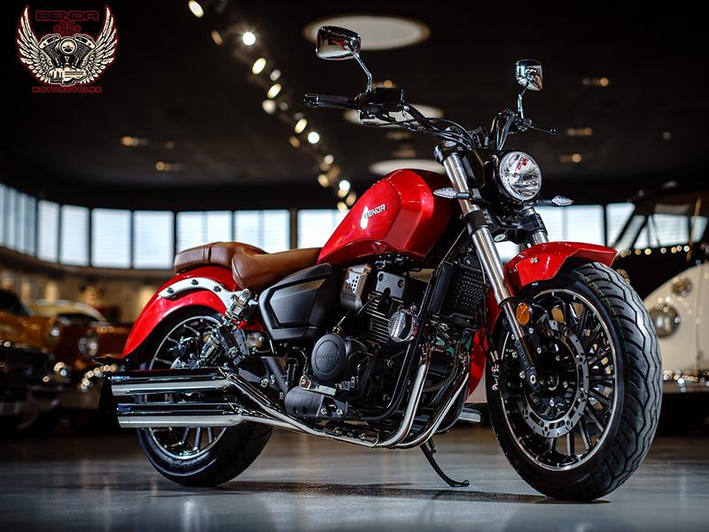 Grupo Vegamoto presenta sus credenciales con las gamas exclusivas Benda Motorcycles, FKM e Hisun Motors