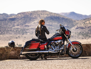 Harley Davidson presenta su gama 2021