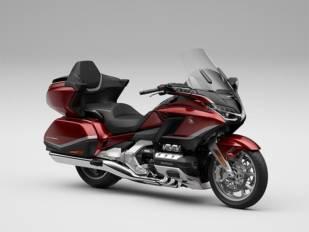 Honda actualiza su mastodóntica GL 1800 Gold Wing en 2021