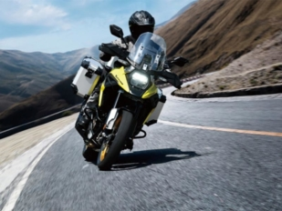 Suzuki extiende la garantía a 4 años en todos sus modelos de más de 200cc