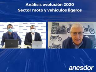 El sector de la moto crecerá este año pero no llegará a niveles de 2019