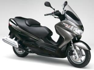 MotoConsejo Texa: Solucionar problemas de arranque del motor en una Suzuki Burgman 125 (2007)