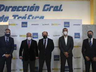 #PonteUnAirbag, una campaña para reducir la siniestralidad