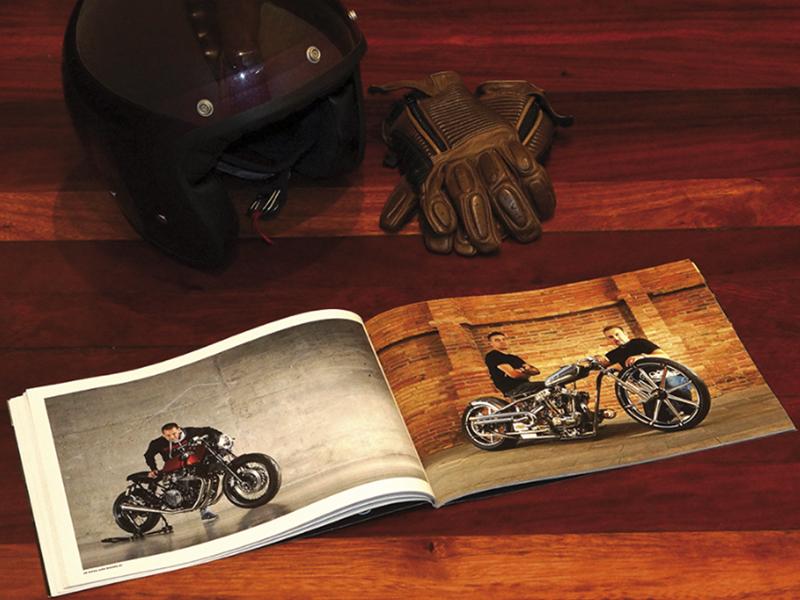 'Bike and Bikers #1, Pandemic Book', un homenaje a la customización