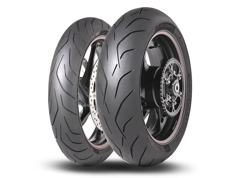 Dunlop amplía la oferta de su neumático SportSmart Mk3