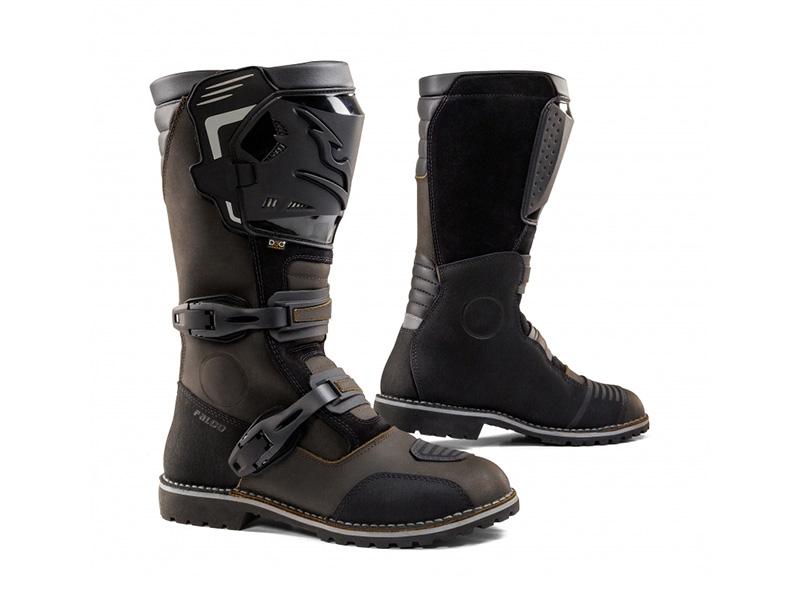 Durant son las nuevas botas Adventure-Touring de Falco