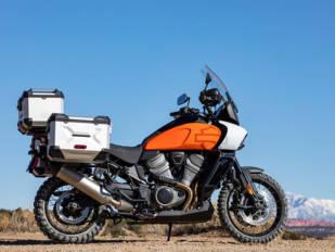 Pan America 1250: La apuesta trail de Harley-Davidson