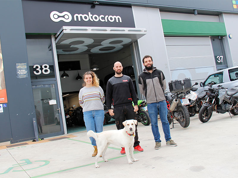 Motocrom (Vilanova i la Geltrú, BCN): Así me gusta