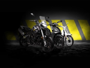 Descubre la gama de la nueva marca de KSR: Motron Motorcycles