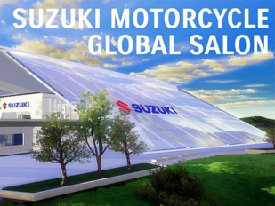 """En Hamamatsu presentan el """"Suzuki Motorcycle Global Salon"""""""