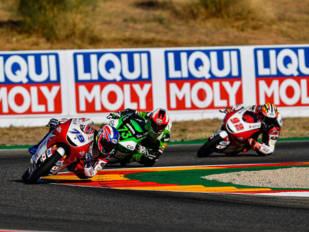 Liqui Moly será el patrocinador principal del Gran Premio de Alemania de MotoGP