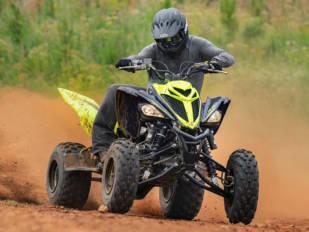 MotoConsejo Texa: Regular el CO en el quad Yamaha Raptor 700