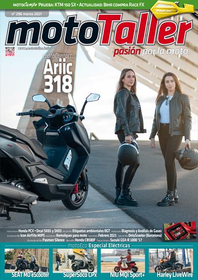 MotoTaller 296 marzo 2021