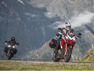 Aún te puedes inscribir al Dos Mares Pirineos, un rallye turístico organizado por Ducati