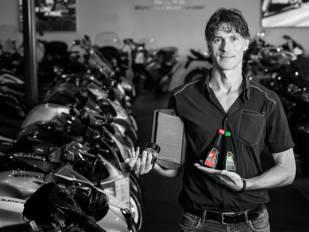 El Motorista presume de la calidad top de los productos de mantenimiento Xeramic Motorcycle Care