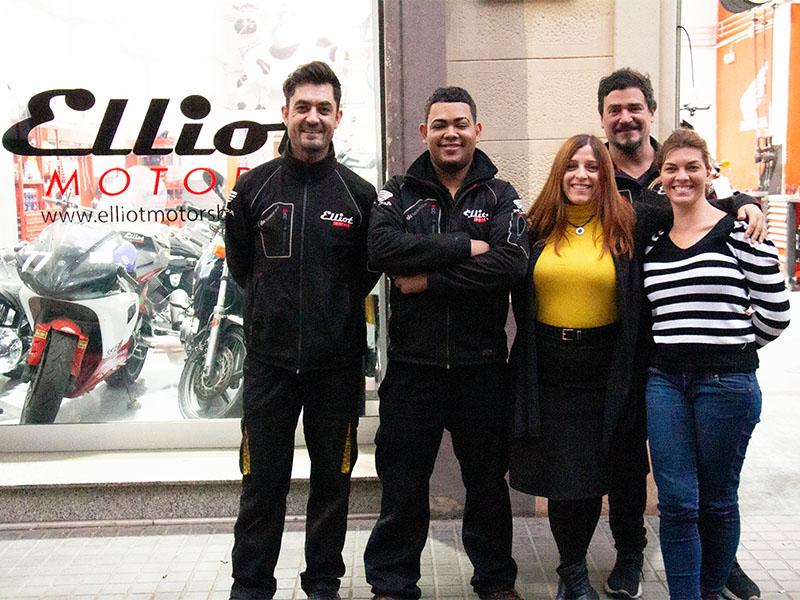 Elliot Motors (Barcelona): Proactividad