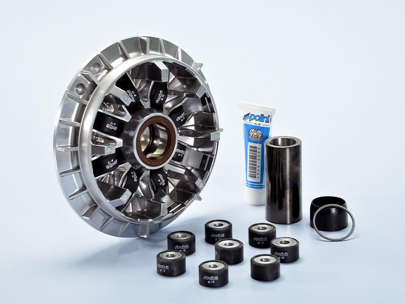 Polini lanza su variador Maxi Hi-Speed para la Sym Maxsym TL 500
