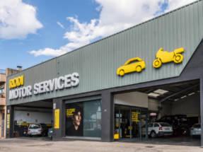 Rodi Motor Service amplía su red con los talleres Louzán en Galicia