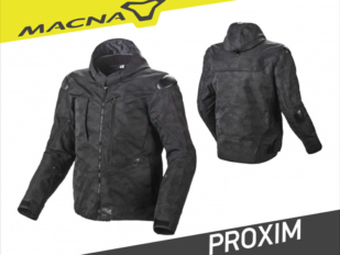 Macna presenta su deslumbrante chaqueta Proxim Night Eye