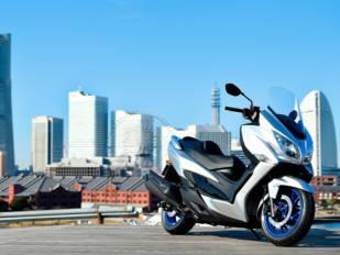 Suzuki Burgman 400: La reconquista urbana
