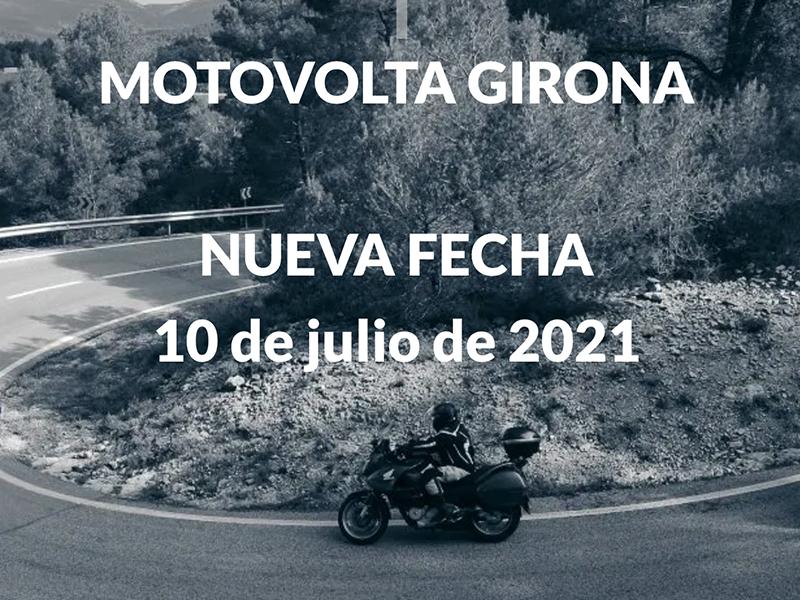 Motovolta Girona se celebrará el 10 de julio