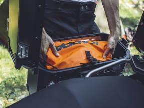 ¿Cuánto resiste un baúl de moto? no te pierdas los crash test de Kappa