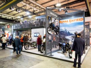 EICMA 2021 confirma la participación de Royal Enfield