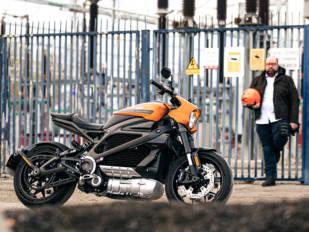 Harley-Davidson LiveWire: 'Concorde' silencioso