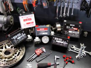 Bihr presenta la nueva colección de baterías de ion de litio, SLA y SLA Max de BS-Battery