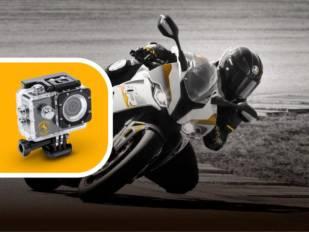 Continental regala una cámara de acción por la compra de sus ContiSportAttack 4