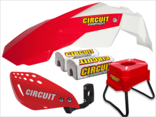 Los accesorios Circuit Equipment, muy valorados por los aficionados al off road