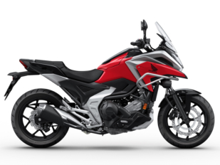 Honda NC750X 2021: Top tecnológico