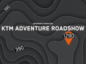 Llega la KTM Adventure Roadshow 2021