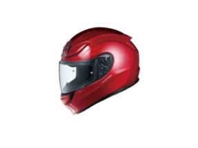 Kabuto muestra su novedoso casco Shuma