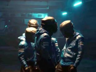 El grupo inglés Royal Blood elige a MT Helmets para su videoclip