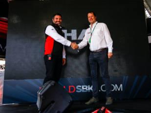 """SHAD pasa a ser """"Championship Sponsor"""" en el Mundial de Superbike"""