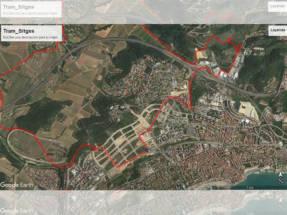 Prueba motociclista del campeonato de España de Enduro en Sitges