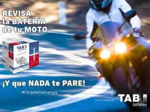 Consejos Tab Batteries para el correcto mantenimiento de la batería de la moto