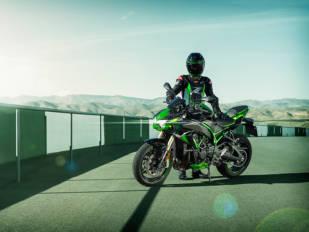 Seguro a todo riesgo y matrícula gratis en toda la gama Kawasaki