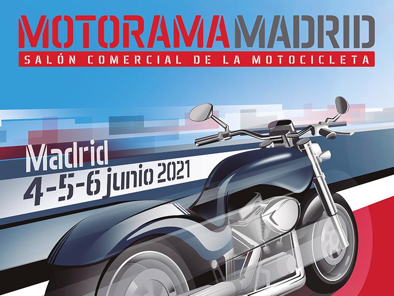 Motorama Madrid 2021 se celebrará del 4 al 6 de junio