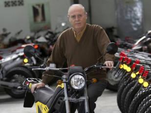 Rieju, de luto por el fallecimiento de Jordi Riera Baró