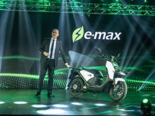 E-Max: Otro salto ecológico en vehículos para delivery